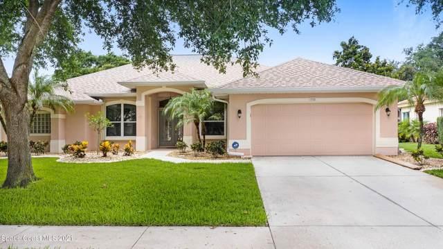 332 Sandhurst Drive, Melbourne, FL 32940 (MLS #907026) :: Blue Marlin Real Estate