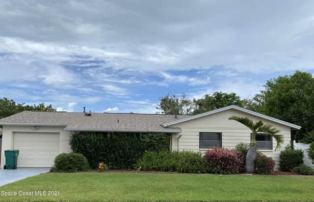 520 E Merrimac Drive, Merritt Island, FL 32952 (MLS #907229) :: Keller Williams Realty Brevard