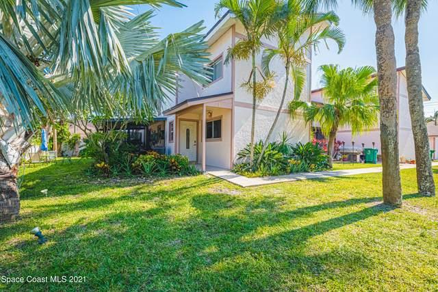 595 Park Avenue #1, Satellite Beach, FL 32937 (MLS #907233) :: Premium Properties Real Estate Services