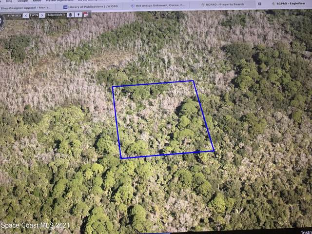 Not Assign Unknown, Cocoa, FL 32926 (MLS #907257) :: Engel & Voelkers Melbourne Central