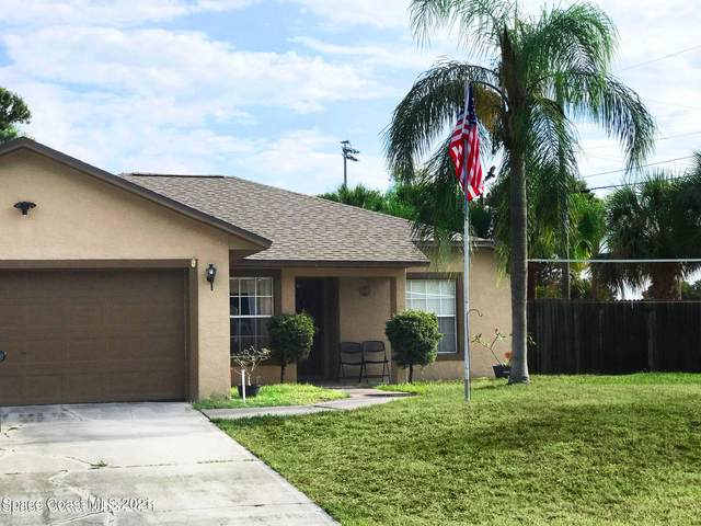 200 Palm Boulevard, Merritt Island, FL 32952 (MLS #907288) :: Blue Marlin Real Estate