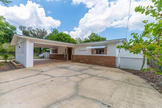 1135 Indian River Avenue, Titusville, FL 32780 (MLS #907336) :: Blue Marlin Real Estate