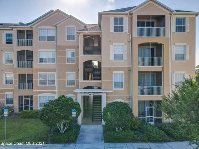 1576 Peregrine Circle #110, Rockledge, FL 32955 (MLS #907343) :: Engel & Voelkers Melbourne Central