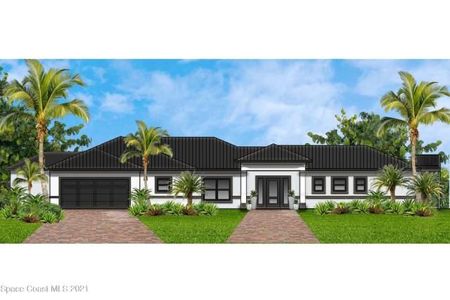 130 Richards Road, Melbourne Beach, FL 32951 (MLS #907378) :: Engel & Voelkers Melbourne Central