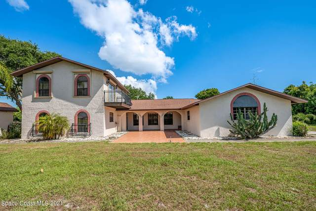 3330 Grantline Road, Mims, FL 32754 (MLS #907407) :: Premium Properties Real Estate Services