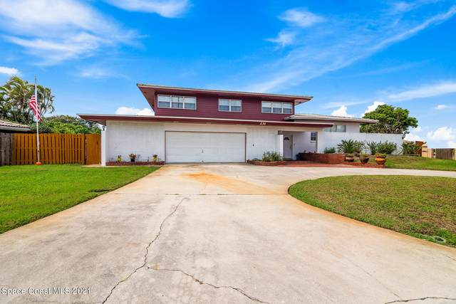 236 Jamaica Drive, Cocoa Beach, FL 32931 (MLS #907438) :: Engel & Voelkers Melbourne Central