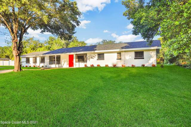 3318 Virginia Drive, Titusville, FL 32796 (MLS #907441) :: Blue Marlin Real Estate