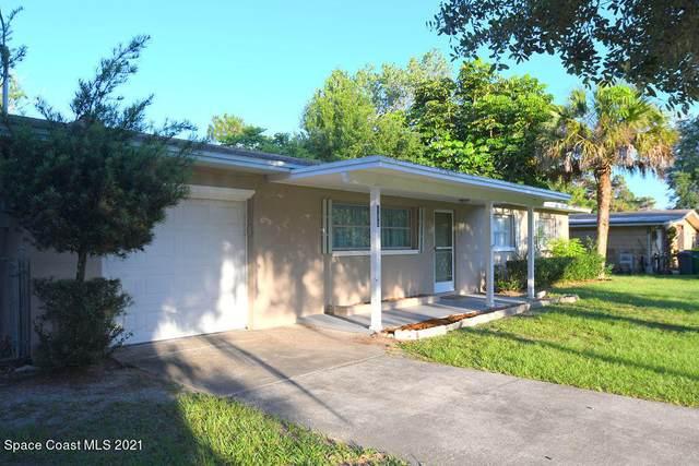 190 Easy Street, Melbourne, FL 32934 (MLS #907478) :: Blue Marlin Real Estate