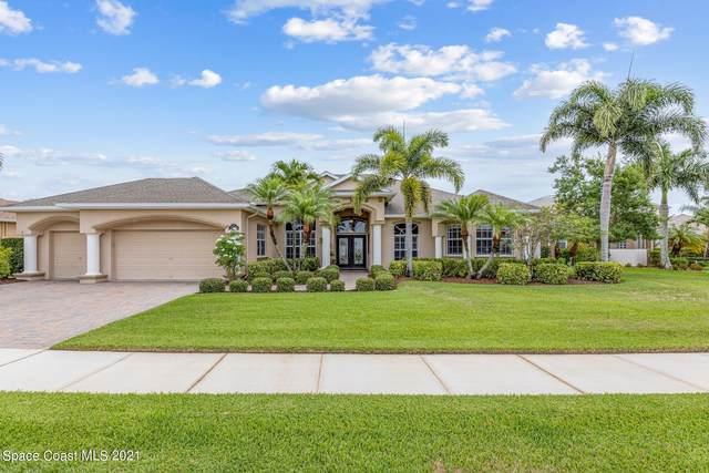3340 Gatlin Drive, Viera, FL 32955 (MLS #907505) :: Blue Marlin Real Estate