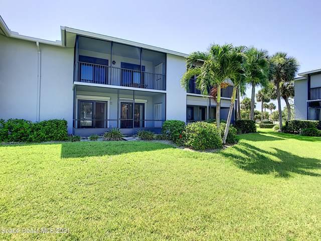 3799 S Banana River Boulevard #103, Cocoa Beach, FL 32931 (#907521) :: The Reynolds Team | Compass