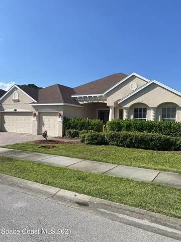 1195 Dromin Lane, Melbourne, FL 32940 (MLS #907635) :: Premium Properties Real Estate Services