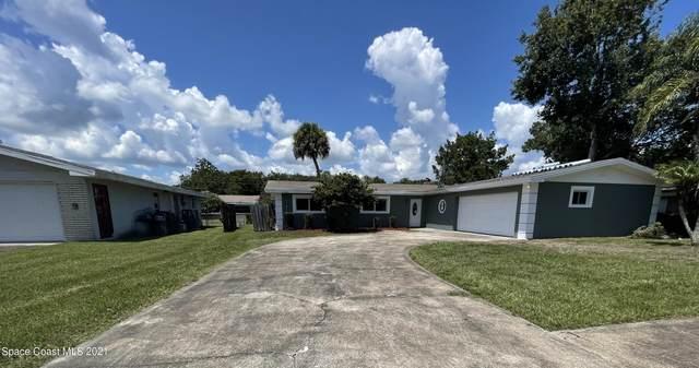 1116 Linda Avenue, Titusville, FL 32780 (MLS #907679) :: Keller Williams Realty Brevard