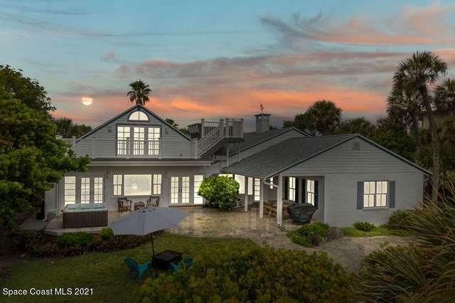 365 S Atlantic Avenue, Cocoa Beach, FL 32931 (MLS #907695) :: Premium Properties Real Estate Services