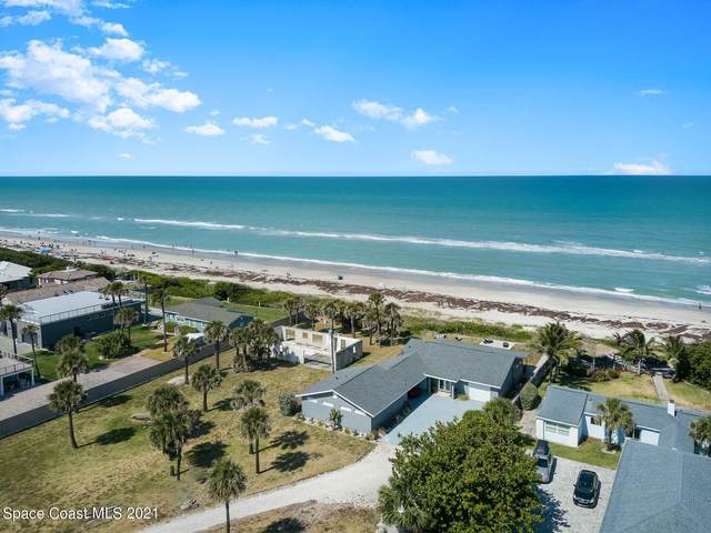 2115 N Highway A1a, Indialantic, FL 32903 (MLS #907715) :: Blue Marlin Real Estate