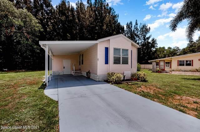 101 Cheswick Circle NE, Palm Bay, FL 32907 (MLS #907716) :: Blue Marlin Real Estate