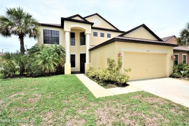 650 Parnell Avenue, Melbourne, FL 32901 (MLS #907736) :: Blue Marlin Real Estate