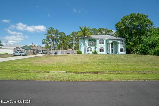 2600 Diane Avenue SE, Palm Bay, FL 32909 (MLS #907738) :: Engel & Voelkers Melbourne Central