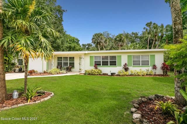30 S Fernwood Drive, Rockledge, FL 32955 (MLS #907804) :: Engel & Voelkers Melbourne Central