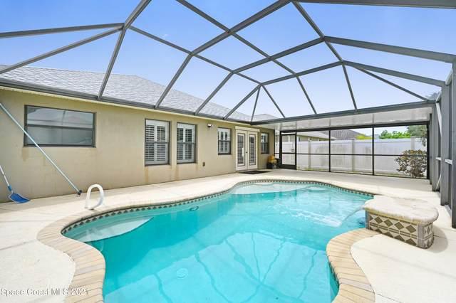 3702 Brantley Circle, Rockledge, FL 32955 (MLS #907807) :: Engel & Voelkers Melbourne Central