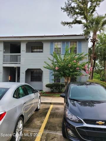 1765 Harrison Street #204, Titusville, FL 32780 (MLS #907928) :: Keller Williams Realty Brevard