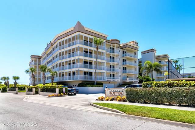 425 Pierce Avenue #202, Cape Canaveral, FL 32920 (MLS #907936) :: Engel & Voelkers Melbourne Central