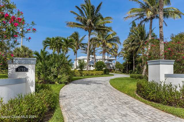 5795 S Highway A1a, Melbourne Beach, FL 32951 (MLS #907937) :: Premium Properties Real Estate Services