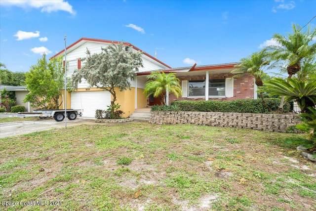 1630 Pelican Drive, Merritt Island, FL 32952 (MLS #908006) :: Blue Marlin Real Estate