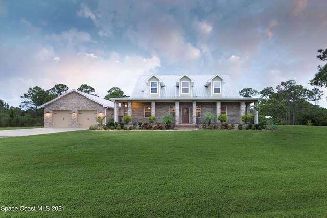 851 Parsley Avenue, Grant Valkaria, FL 32950 (MLS #908058) :: Premium Properties Real Estate Services