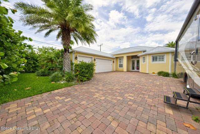 410 S 11th Street, Cocoa Beach, FL 32931 (MLS #908077) :: Keller Williams Realty Brevard