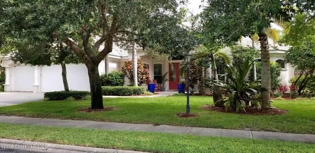 350 Ocean Oaks Drive, Indialantic, FL 32903 (MLS #908086) :: Armel Real Estate