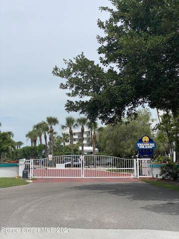 300 Columbia Drive #2081, Cape Canaveral, FL 32920 (MLS #908108) :: Blue Marlin Real Estate