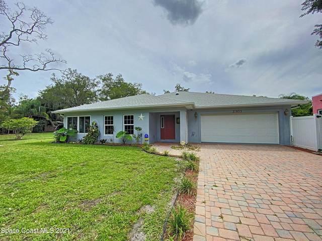 2303 Macfarland Drive, Cocoa, FL 32922 (MLS #908114) :: Blue Marlin Real Estate
