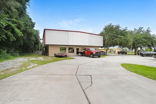 1996 Us-1, Rockledge, FL 32955 (MLS #908146) :: Blue Marlin Real Estate
