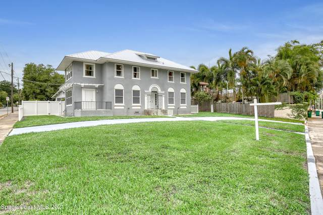 117 Riverside Drive, Cocoa, FL 32922 (MLS #908168) :: Blue Marlin Real Estate