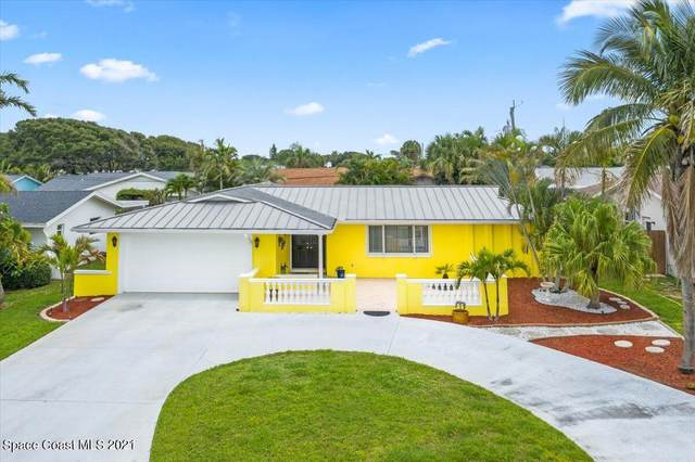 320 Bahama Drive, Indialantic, FL 32903 (MLS #908170) :: Engel & Voelkers Melbourne Central
