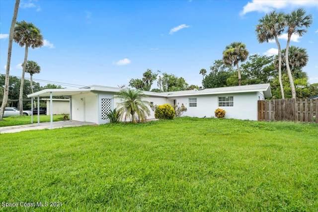 900 Temple Drive, Titusville, FL 32780 (MLS #908175) :: Blue Marlin Real Estate
