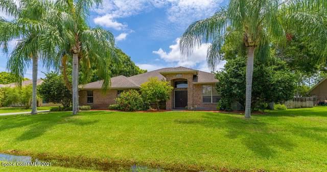 1329 Elcon Drive, Melbourne, FL 32904 (MLS #908197) :: Premium Properties Real Estate Services
