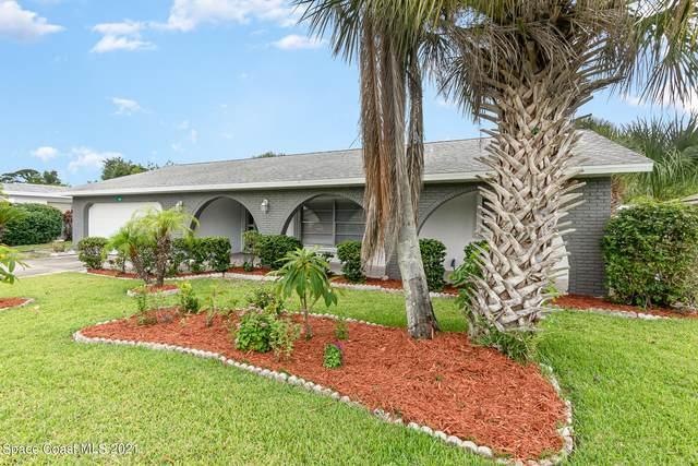 170 Sea Breeze Circle, Merritt Island, FL 32953 (MLS #908209) :: Blue Marlin Real Estate