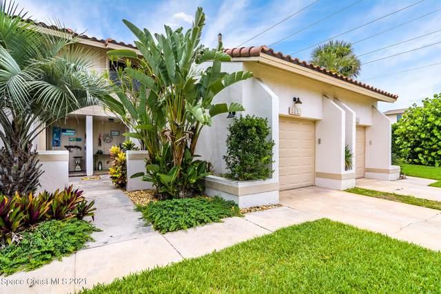 102 12th Avenue, Indialantic, FL 32903 (MLS #908213) :: Blue Marlin Real Estate