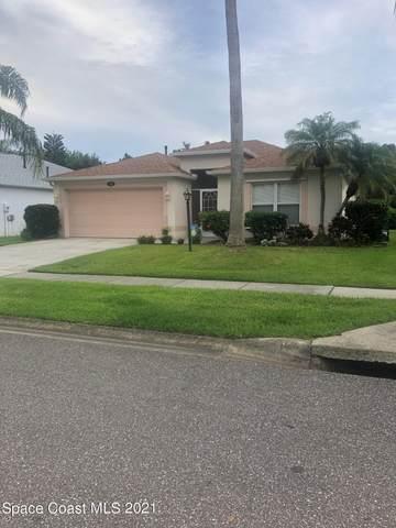 3889 La Flor Drive, Rockledge, FL 32955 (MLS #908275) :: Blue Marlin Real Estate