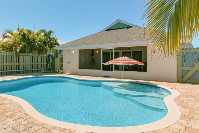 200 Madison Avenue, Cape Canaveral, FL 32920 (MLS #908321) :: Premium Properties Real Estate Services