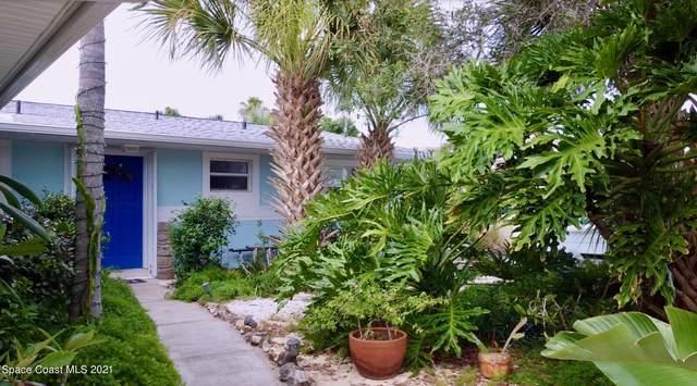 114 Royal Palm Avenue, Indian Harbour Beach, FL 32937 (MLS #908341) :: Premium Properties Real Estate Services