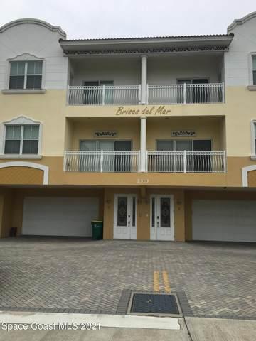 2310 S Atlantic Avenue #3, Cocoa Beach, FL 32931 (MLS #908370) :: Blue Marlin Real Estate