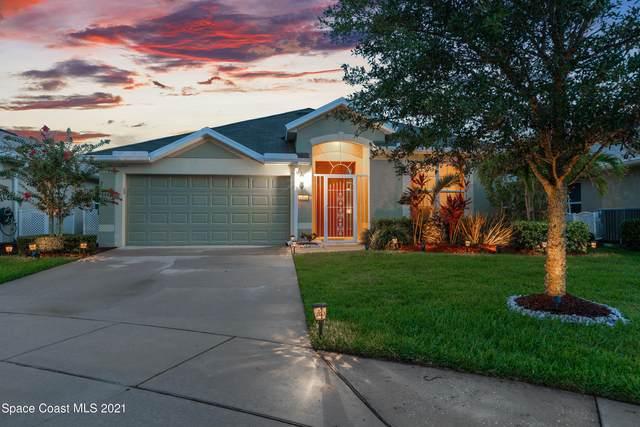1304 Hubbard Court SE, Palm Bay, FL 32909 (MLS #908378) :: Blue Marlin Real Estate