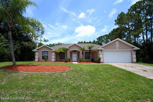 1311 Danbury Street SW, Palm Bay, FL 32908 (MLS #908486) :: Blue Marlin Real Estate