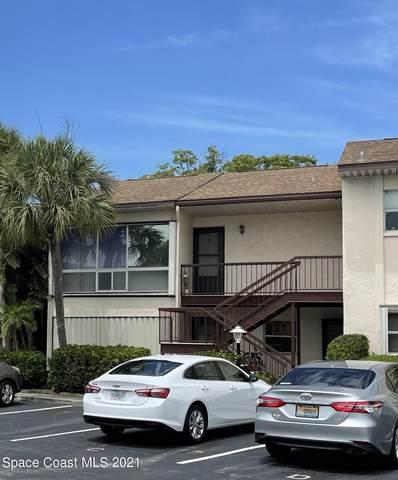 2600 Bogey Lane #2-B, Melbourne, FL 32935 (MLS #908501) :: Blue Marlin Real Estate