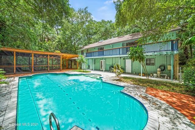 5495 Allen Street, Mims, FL 32754 (MLS #908522) :: Premium Properties Real Estate Services