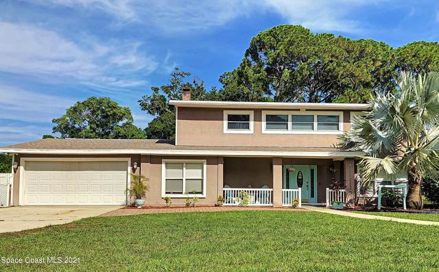 2165 Coconut Lane, Merritt Island, FL 32952 (MLS #908640) :: Premium Properties Real Estate Services