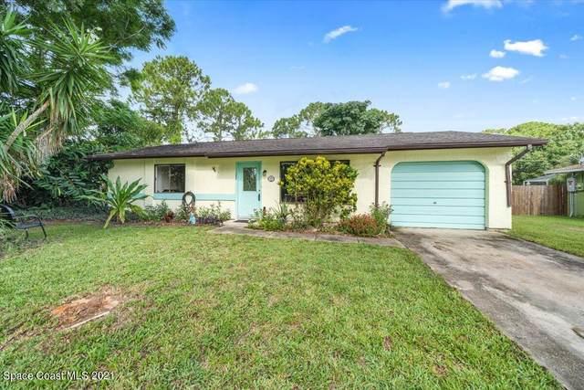 122 Chestnut Avenue NE, Palm Bay, FL 32907 (MLS #908645) :: Blue Marlin Real Estate