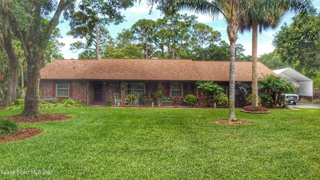 3460 Willowwood Drive, Melbourne, FL 32904 (MLS #908659) :: Premium Properties Real Estate Services